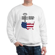 Drill NOW! Sweatshirt