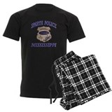 Sparta Police Sergeant pajamas