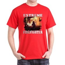Extreme Firefighter T-Shirt