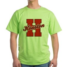 Houston Letter T-Shirt