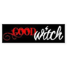 Good Witch Bumper Bumper Sticker