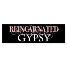 Cool Gypsy Bumper Sticker