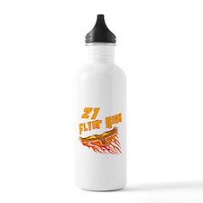 21st Birthday Water Bottle