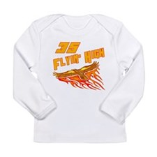35th Birthday Long Sleeve Infant T-Shirt