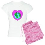 Love Our Planet Women's Light Pajamas