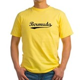 Vintage Bermuda T
