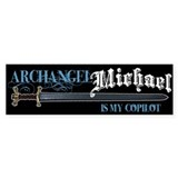 Michael Bumper Bumper Sticker