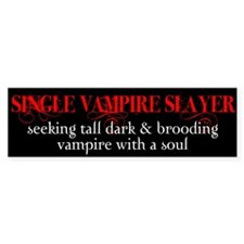 Tall girl Bumper Sticker