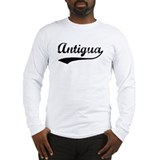 Vintage Antigua Long Sleeve T-Shirt