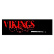 Cute Eric northman Bumper Sticker