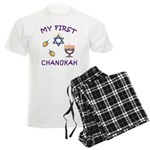 My First Chanukah Men's Light Pajamas