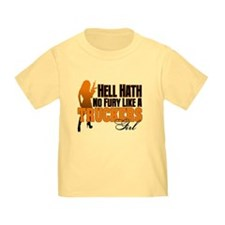 Hell Hath No Fury - Trucker's Girl T