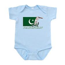 Pakistan Cricket Player Onesie