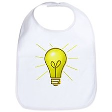 Light Bulb Bib