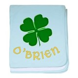 Irish O'Brien baby blanket