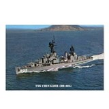 USS CHEVALIER Postcards (Package of 8)