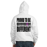 """Proud to be Different"" Hoodie"