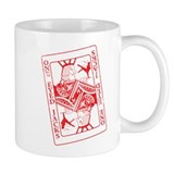 One Eyed Jacks Distressed Coffee Mug