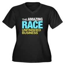 The Amazing Race Unfinished Business Women's Plus