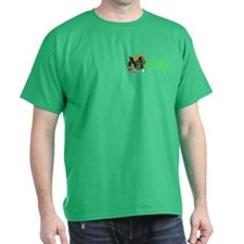 McKay Green 2 Celtic Dragon T-Shirt