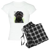 Affenpinscher 9Y516D-049 pajamas