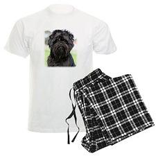 Affenpinscher 9Y516D-049 Pajamas