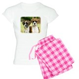 Boxer puppies 9Y049D-064 Pajamas