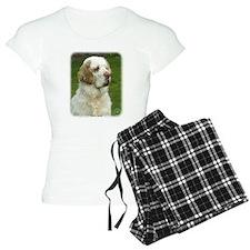 Clumber Spaniel 9Y003D-101 Pajamas