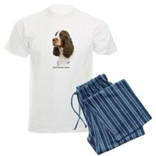English Springer Spaniel 8M15 pajamas