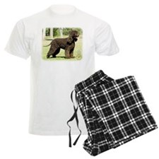 Irish Water Spaniel 9R032D-23 Pajamas