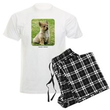 Swedish Vallhund Puppy 9Y165D-173 Pajamas