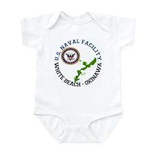 NAVFAC White Beach Infant Creeper