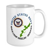 NMCB Cp. Shields Ceramic Mugs