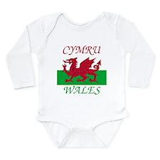 Unique Welsh Onesie Romper Suit