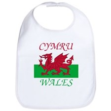 Cute Welsh Bib