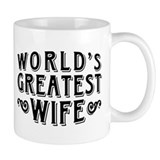 World's Greatest Wife Mug