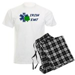 Irish EMT Men's Light Pajamas