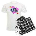 EMS Care Heart Men's Light Pajamas
