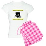 Police Crime Scene Women's Light Pajamas