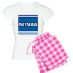 Patrolman Blues Women's Light Pajamas