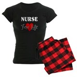 Nurse For Life pajamas