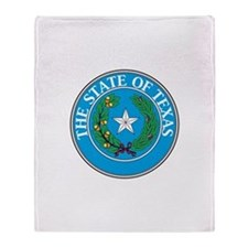 Coat of Arms Throw Blanket