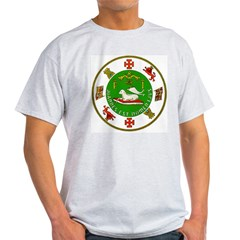 Coat of Arms (Front) Light T-Shirt
