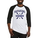 Kayaking Instructor Baseball Jersey