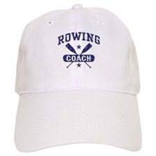 Rowing Coach Cap