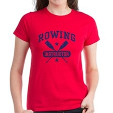 Rowing Instructor Tee