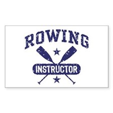 Rowing Instructor Decal
