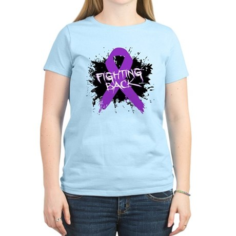 Fighting Back Leiomyosarcoma Women's Light T-Shirt