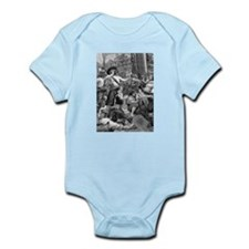Vintage Pirates Infant Bodysuit