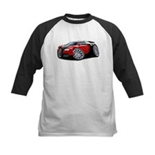 Veyron Black-Red Car Tee